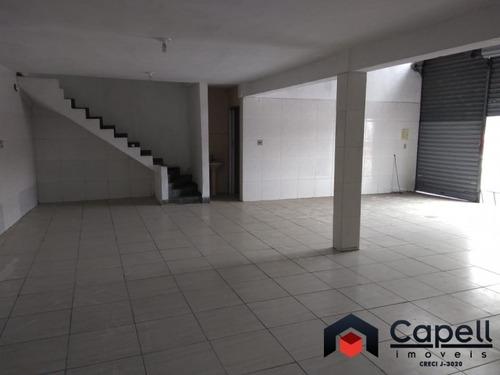 Salão Comercial - Alvarenga - 5159