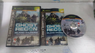 Ghost Recon Island Thunder Completo Para Xbox Normal,checalo