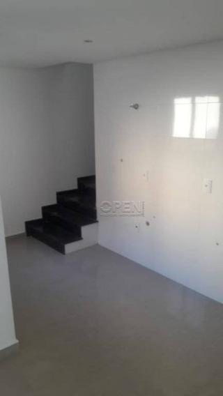 Cobertura Com 2 Dormitórios À Venda, 100 M² Por R$ 320.000 - Vila Camilópolis - Santo André/sp - Co1737