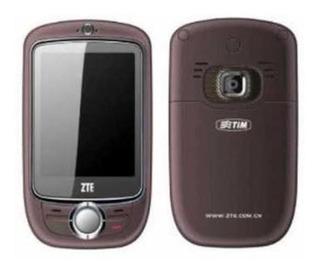Celular Zte X760 Usado, Funcionamento Perfeito