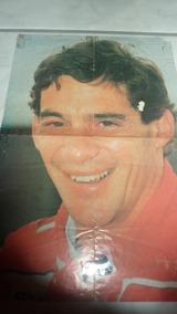 2 Posteres - Ayrton Senna
