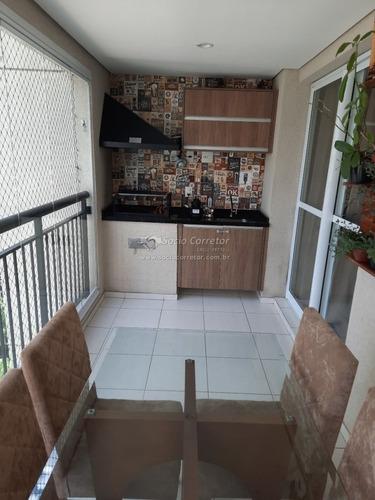 Imagem 1 de 15 de Vendo Apto 65 M² Porteira Fechada - Cond. Bosque Ventura - Apartamento A Venda No Bairro Jardim Flor Da Montanha - Guarulhos, Sp - Sc01295