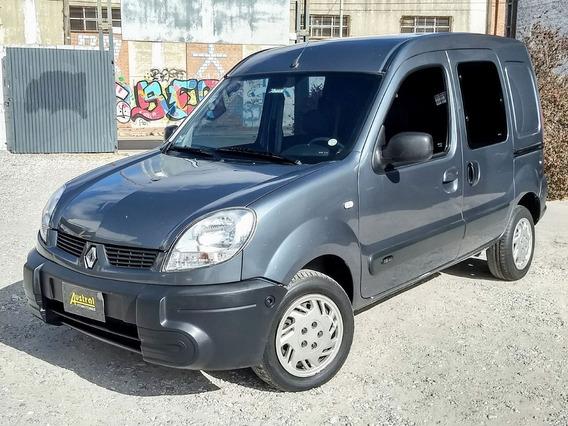 Renault Kangoo 1.6 Gnc 5 Asientos 2014