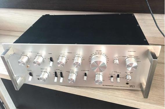 Pioneer Spec 1 Pré Amplificador