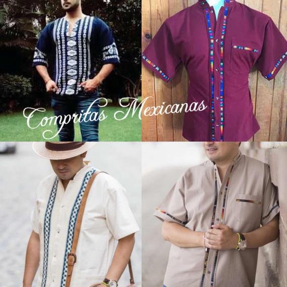 Surtido De Guayabera Y Camisa Para Hombre
