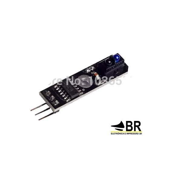 10x Módulo Seguidor De Linha Infravermelho Tcrt5000