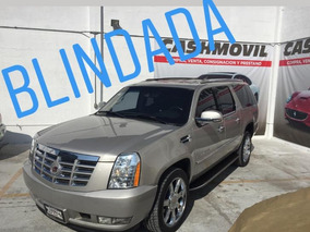 Cadillac Escalade Ext 6.0 Q Ext Pickup Qc 4x4 At Blindada