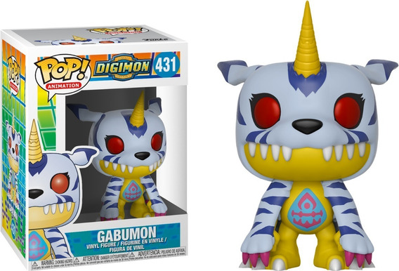 Gabumon 431 - Digimon - Funko Pop