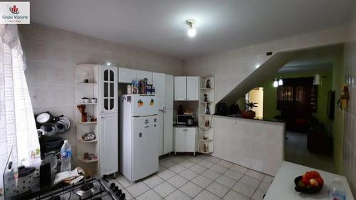 Casa A Venda No Bairro Imirim Em São Paulo - Sp.  - 50120-1