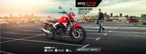 Honda Glh 150 Inyeccion De Combustible