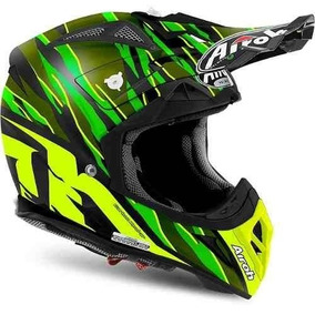 Capacete Airoh Motocross Aviator 2.2 Threat