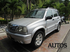 Chevrolet Grand Vitara Cc2500 At 4x4