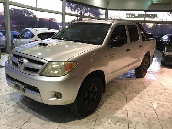 Toyota Hilux Sr 4x2 Sr