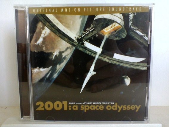 2001: A Space Odyssey Ost Import