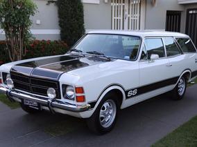 Chevrolet/gm Caravan Ss 1978 Com 19.000 Km Originais