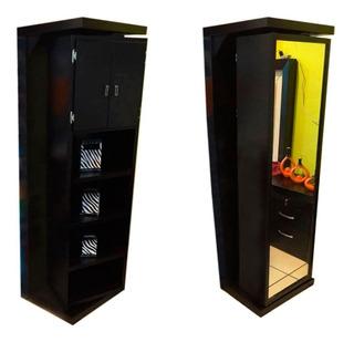 Mueble Giratorio Con Espejo España Recamaras