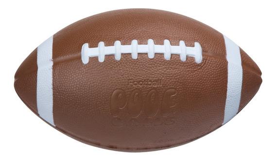 Balón De Americano De Foamy Poof Pro Gold Football