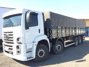 Caminhão 4° Eixo Vw 24320 C/ Divida 2012