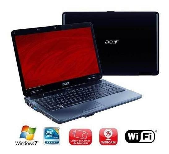 Notebook Acer Aspire 5532.