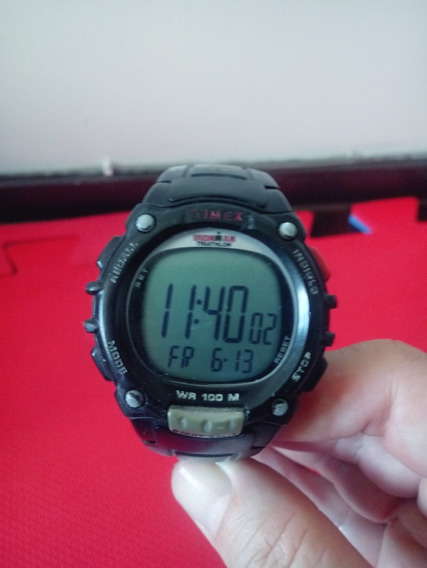 Timex Ironman 100 Laps