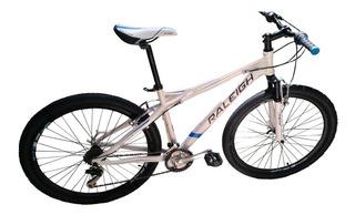 Bicicleta Tt Raleigh Mistique Rin 27.5 Frenos Vbrake 21 Velo
