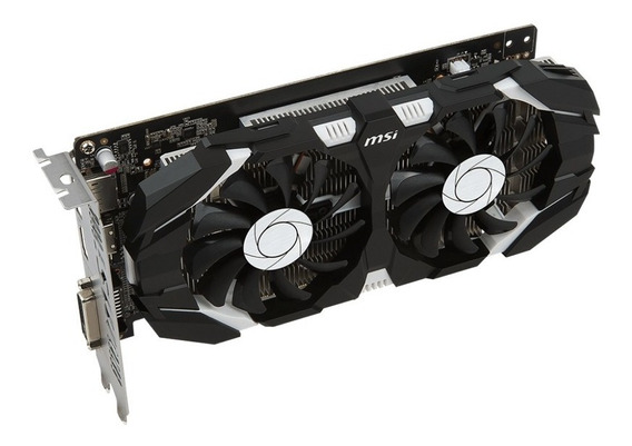 Placa De Video Msi Geforce Gtx 1050 2gt Oc
