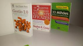 Os 7 Hábitos Das Pessoas Altamente Eficazes+2 Book Tecnologi