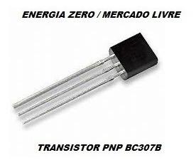 Transistor Pnp Bc307b Pac 6 Unid. Cod.tra0414