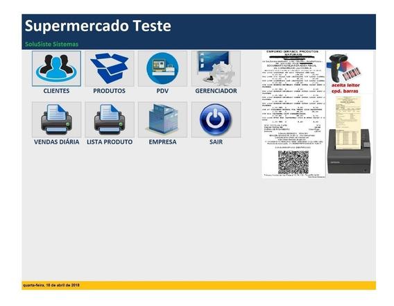 Pdv Nfc-e 4.0, Access 2010 C/ Fontes Para Desenvolvedores