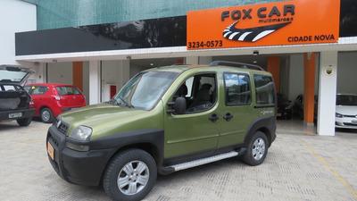 Fiat Doblo Adventure 1.8 (2222)