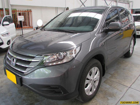 Honda Cr-v Lx At2400cc
