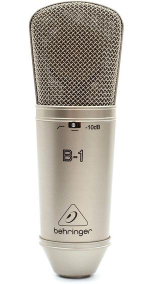 Microfone Behringer B-1 condensador cardióide