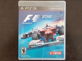 Jogo F1 2012 Seminovo Ps3 Playstation 3