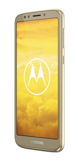 Celular Libre Motorola Moto E Play 5ta Libre Fábrica Dorado