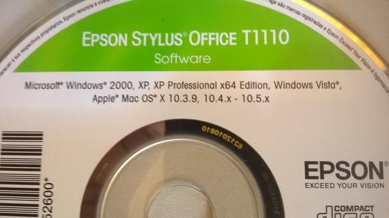 Programa De Instalação Epson Office Impressora T 1110