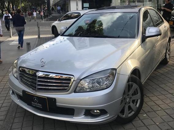 Mercedes-benz Clase C C200 Kompressor