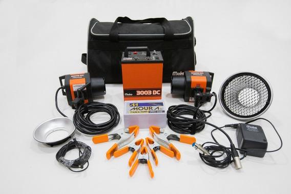 Kit Estúdio Modelo Mako 3003 Dc