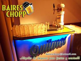 Alquiler De Choperas. ( Con Personal, Barra Y Vasos !!!)