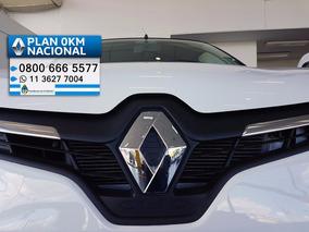 Clio Mio 5p 0km Cuota Plan Nacional Blanco 2016 Renault 8