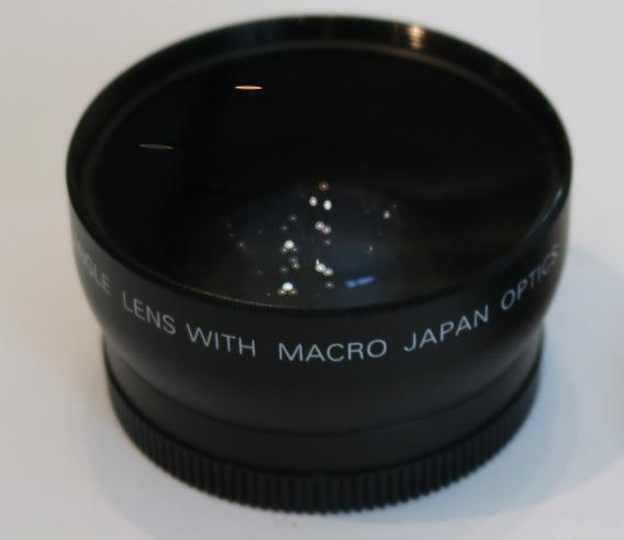 Lente Grande Ocular 0.45x - 55mm - Wide Angle Professional