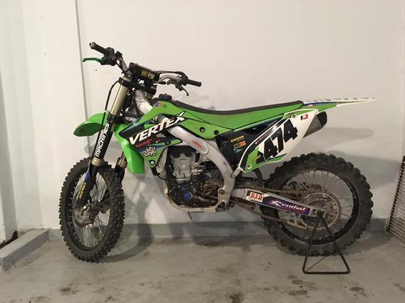 Kawasaki Kx450 En Perfecto Estado