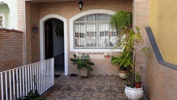 Santa Terezinha Zn/sp - Excelente Sobrado 03 Dormitórios 01 Suíte - R$ 780.000,00 - So1185