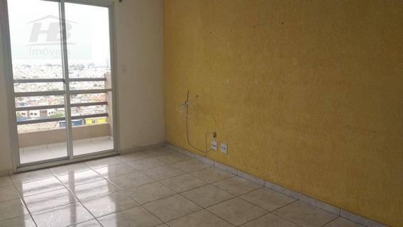 Apartamento Com 2 Dormitórios Para Alugar, 58 M² Por R$ 1.500,00/mês - Jardim Roberto - Osasco/sp - Ap3603