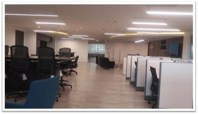 Oficinas Compartidas En Bogota, Salitre Buro 26