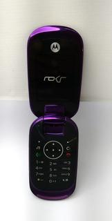 Celular Motorola De Flip Desbloquiado W60 B11
