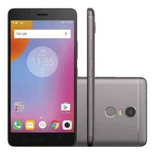 Smartphone Lenovo K6 Cinza
