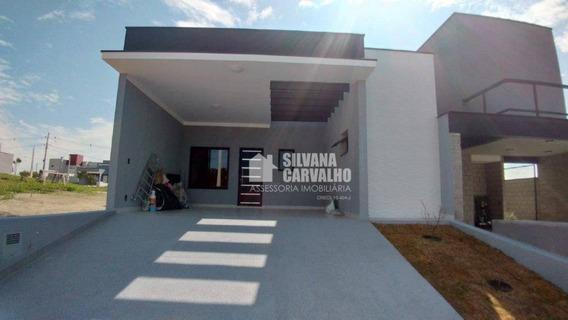 Casa À Venda No Condomínio Village Moutonnée Em Salto/sp - Ca7463