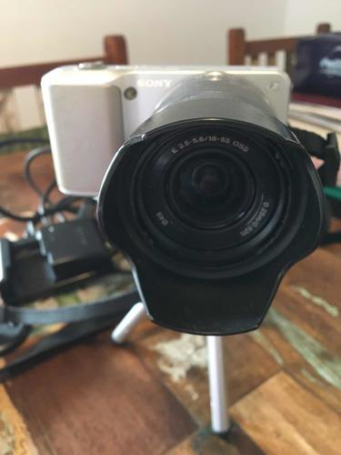 Câmera Sony Nex-3