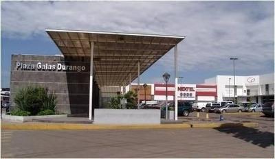 Local De 131 M2 En Plaza Galas, Durango, Durango