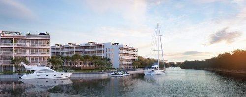 Departamento Blue House Marina Puerto Aventuras Club Yate Lujo